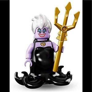 Disney Mermaid Ursula Minifigure new